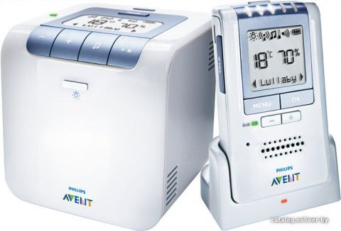 Радионяня Philips Avent SCD 535 (ECO) арт. 85170