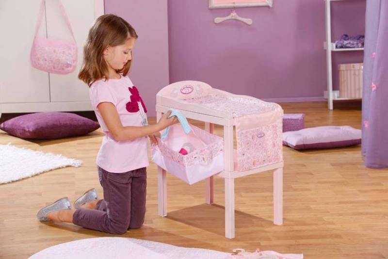 Пеленальный столик для беби бона своими руками