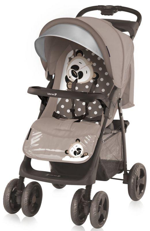 28cd9337399b Прогулочная коляска Bertoni (LORELLI) Foxy (beige panda ...