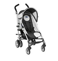 Коляска Lite Way Top stroller цвет Glamour