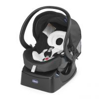 Автокресло детское Chicco Auto-Fix Fast Baby  ANTHRACITE